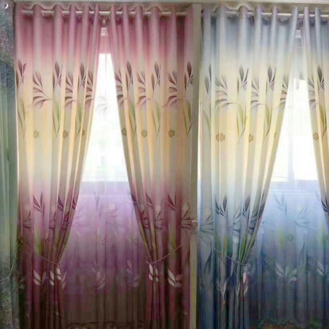 Langsir Slidingdoor Tingkap Clical Tradition Eyelet Cakuk Dawai Sho Malaysia