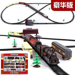 Electric Railcar Simulation Model
