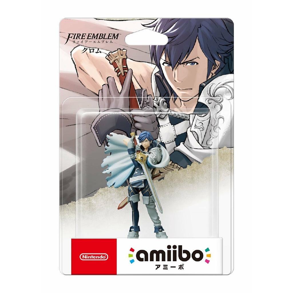[Limited offer] Brand NEW Nintendo Amiibo Chrom Fire Emblem Series Figure  Wii U