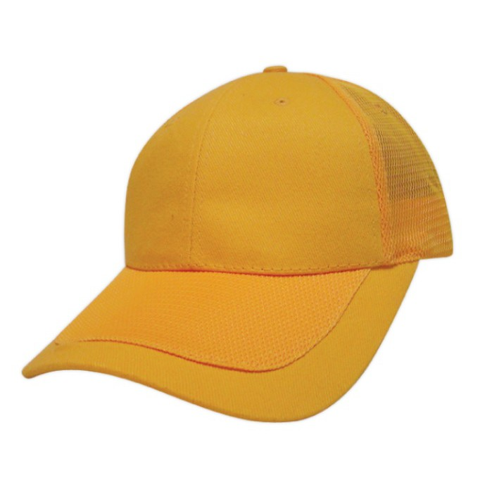 [READY STOCK] Unisex 6 Panels Special Netting Caps