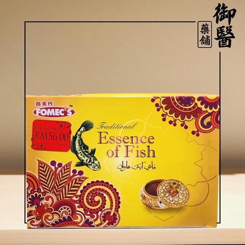 【丰美氏 Fomec's】传统生鱼精 Traditional Essence of Fish