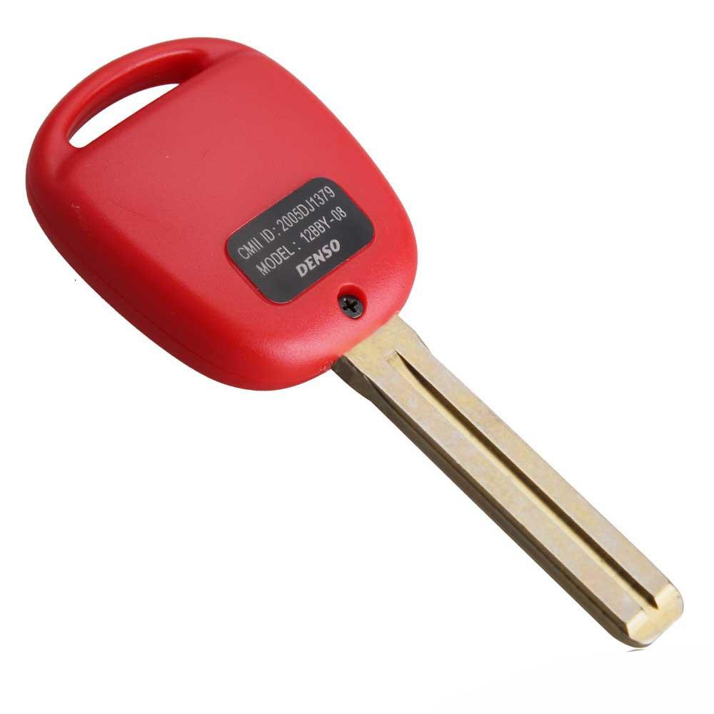 10PCS 3 Button Remote Key Case for Lexus HYQ 12BBT HYQ1512V SHORT BLADE