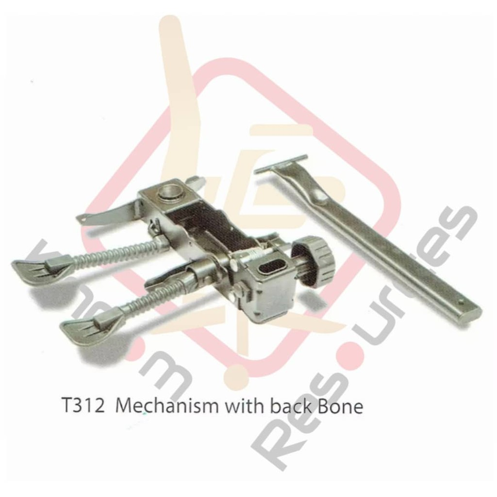 Office Chair Mechanisms With Back Bone T312