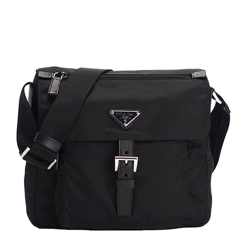 Prada Men s Nero Shoulder Bag 2VH002 V 064 F0002  65b13460316fd