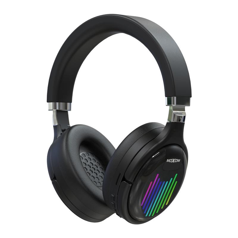 Moxom Wholesale Sport Noise Cancelling Bluetooths Headphone Wireless Tws Bluetooths Headset Shopee Malaysia