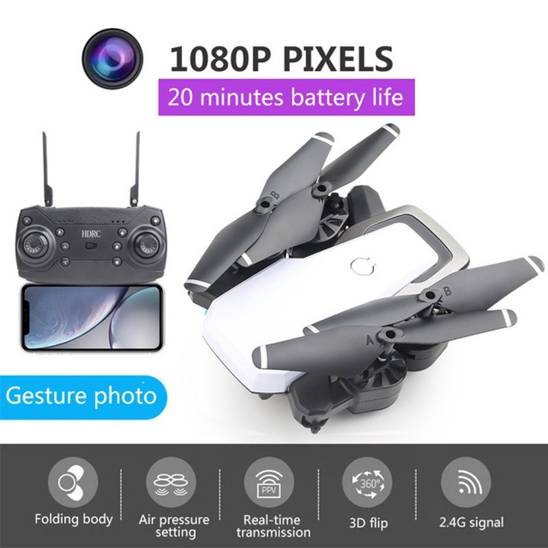 D8 drone HD shooting Wifi real-time image transmission quadcopter