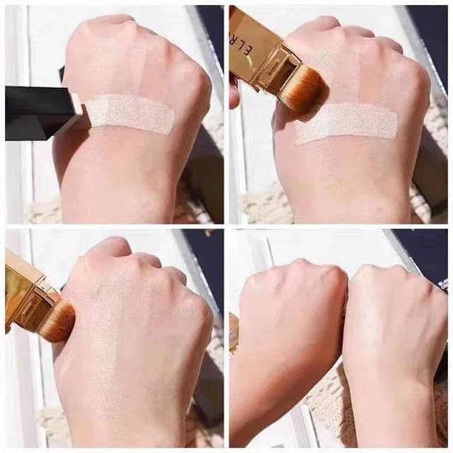 Elroel Blanc Cover Cream Stick 12g SPF50 PA+++ 亮白保湿遮瑕 修容棒隔离粉底棒妆前打底提亮