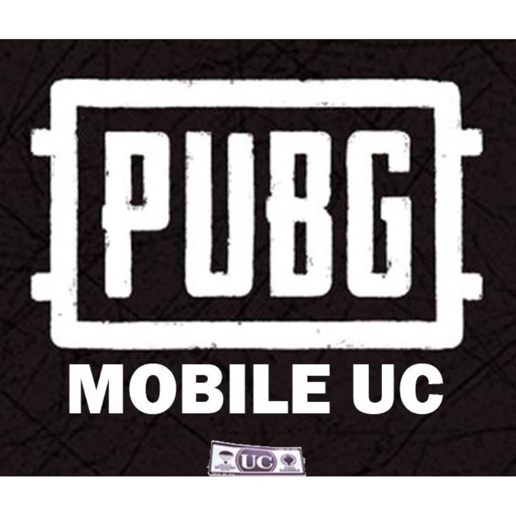 Players Unknown Battlegound PUBG Universal UC Amounts available 37 & 74UC