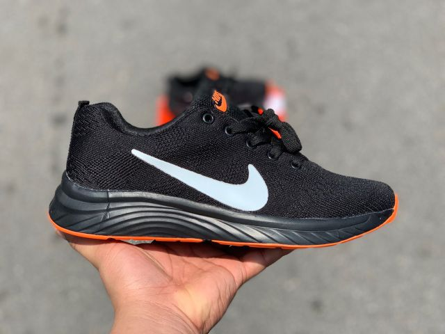 NIKE ZOOM DOWNSHIFTER RUNNING SPORTS SHOES SNEAKERS ALL BLACK [41-45 EURO]