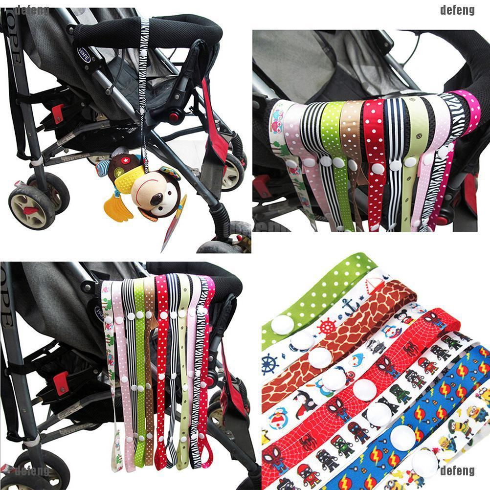 Baby Toy Saver Sippy Cup Bottle Strap Holder For Stroller//High Chair//Car Seat YJ