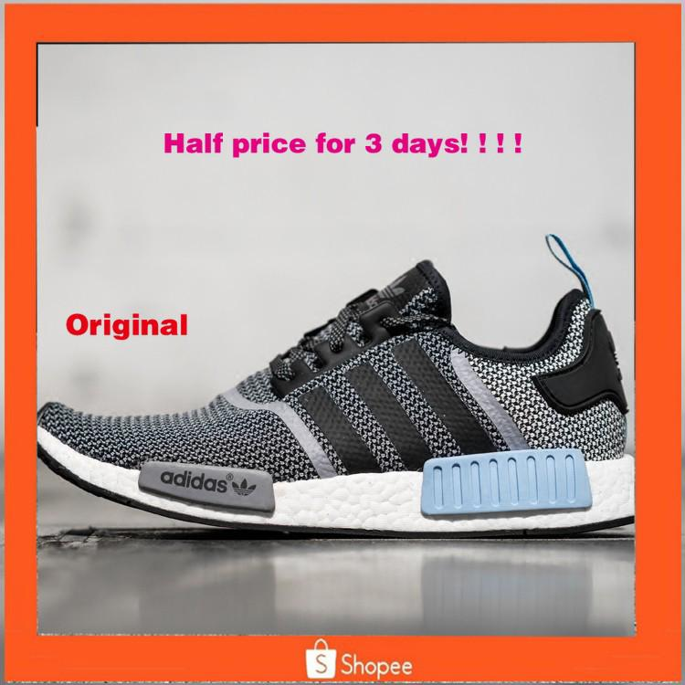 classic styles pretty cheap preview of 【Promo】READY STOCK 100% Original Adidas Original NMD running shoes Sneakers