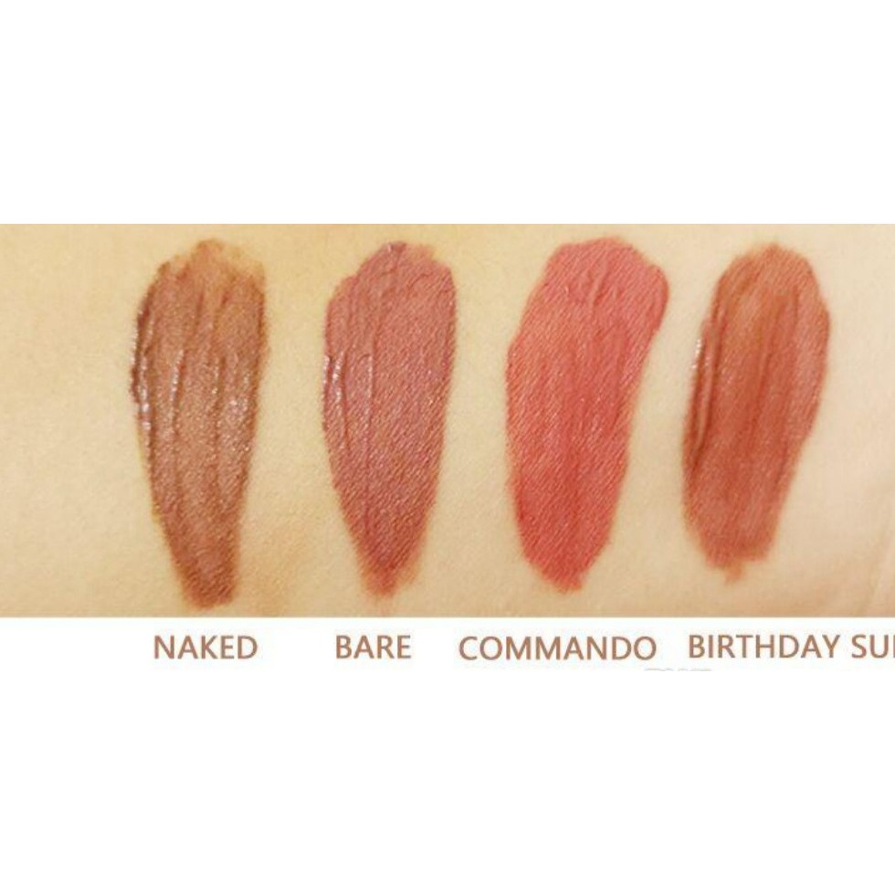 kylíe Send Me More Nudes Liquid Matte Lipstick 4 in 1