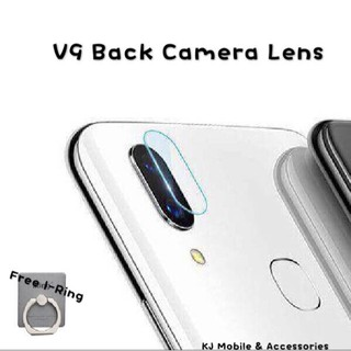 the latest c75ba 3239d Vivo V9/X21 Back Flexible Lens Protector | Shopee Malaysia