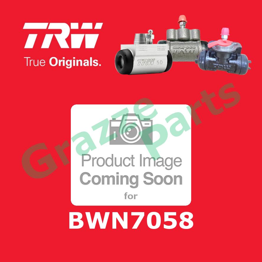 TRW Hydraulic Brake Pump Wheel Cylinder Front & Rear BWN7056 / BWN7057 / BWN7058 / BWN7059 Inokom Lorimas HD5000 AD3 3.9