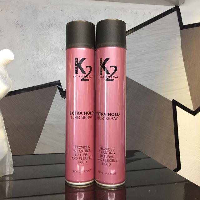 K2 Hair Spray ( New Packing )