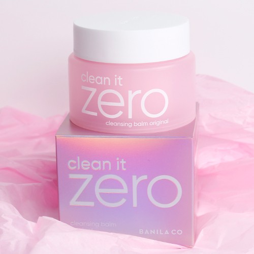 Banila Co Clean It Zero Cleansing Balm Original 100ml | Shopee Malaysia