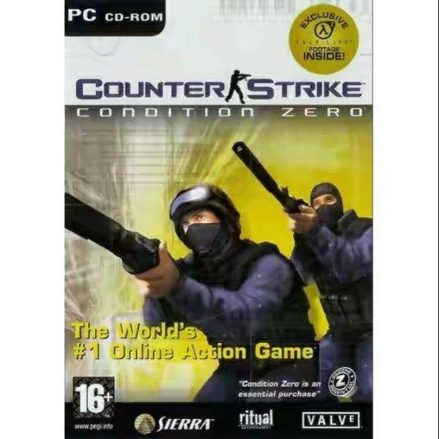Counter Strike Condition Zero PC [DVD]