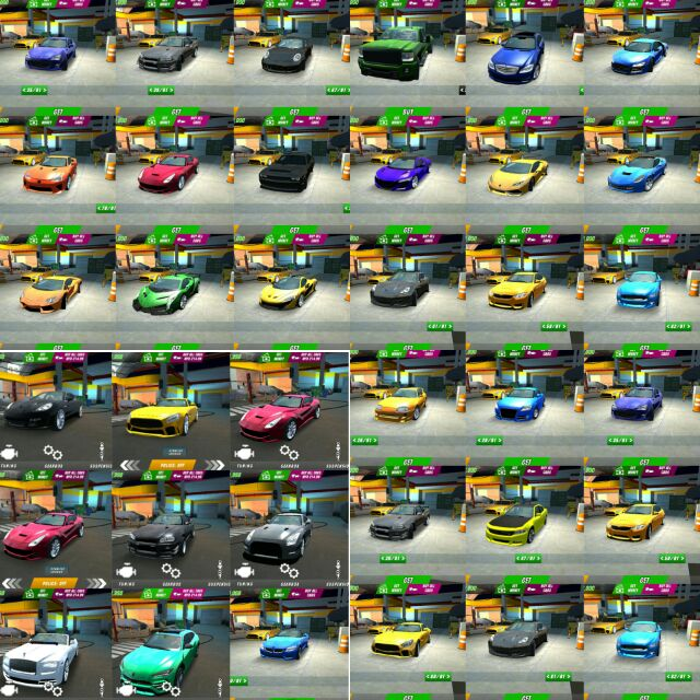 Car Parking Multiplayer Account Of 99 1600hp Or1800 Car Shopee Malaysia