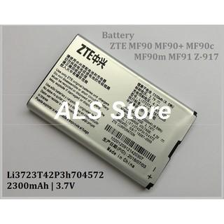 Battery ZTE MF975 / MF975S / 303ZT /305ZT/306ZT ZEBAU1 O4L  (Li3827T43P3h544780)