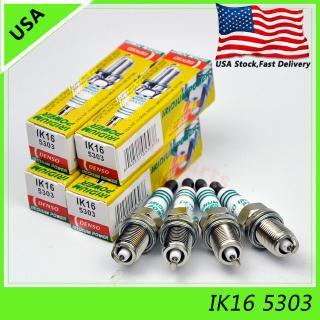 4x IK16 5303 IRIDIUM POWER Spark Plugs For Toyota Nissan Honda Mazda Mitsubishi