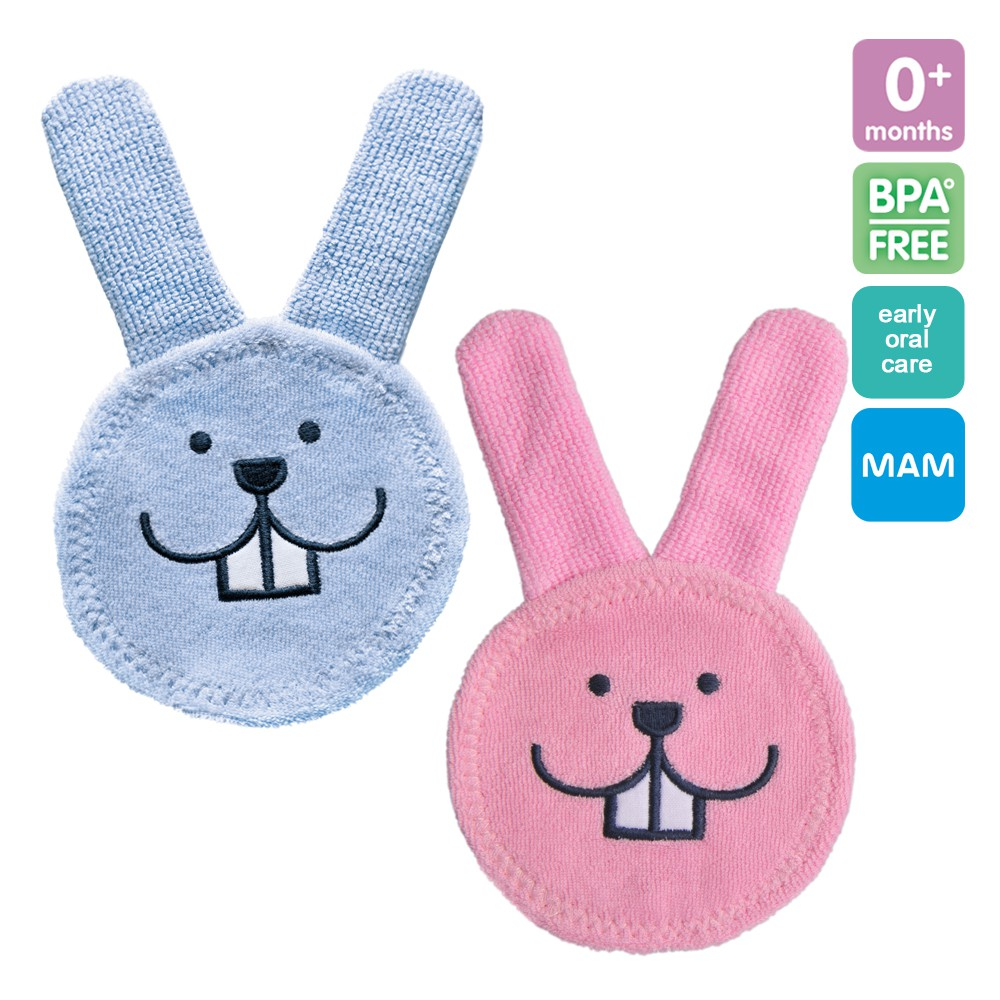 MAM กระต่ายทำความสะอาดช่องปาก Oral Care Rabbit BPA