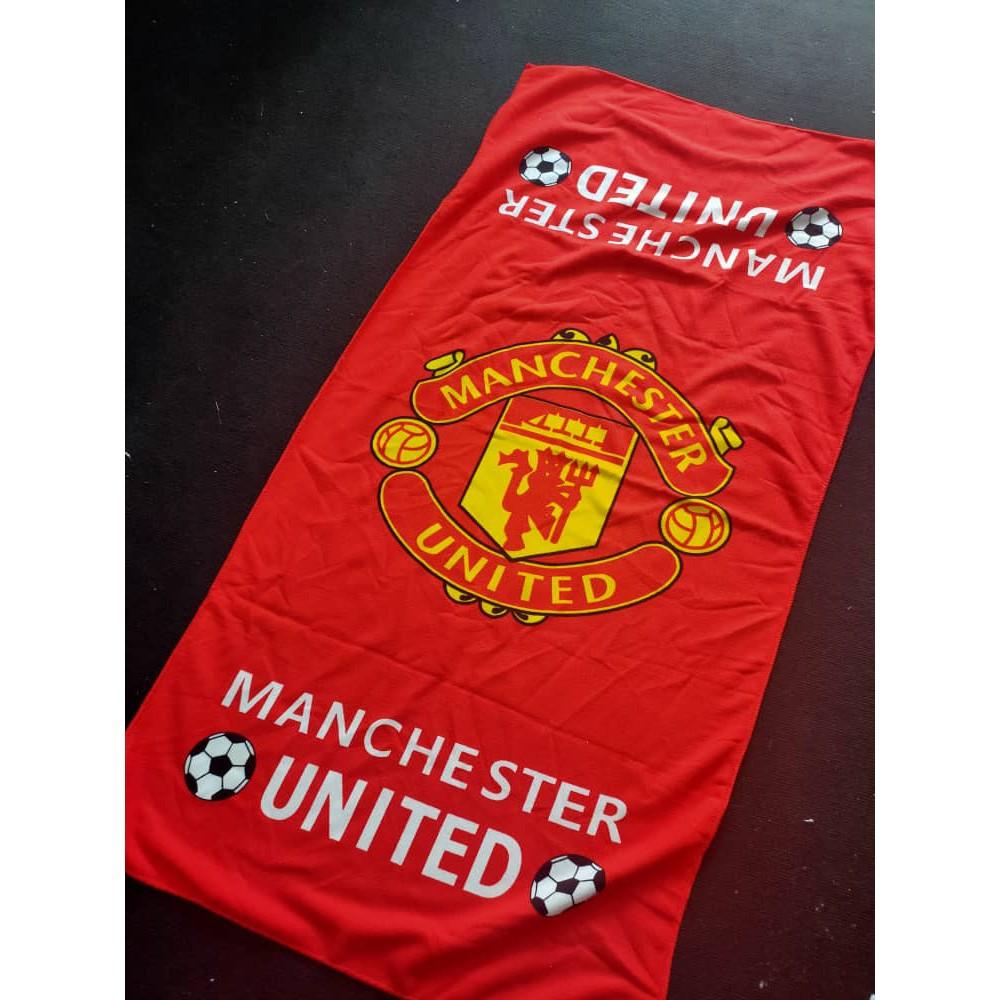 Manchester United Kelab Bola Sepak Fans Tuala Mandi Serap Air