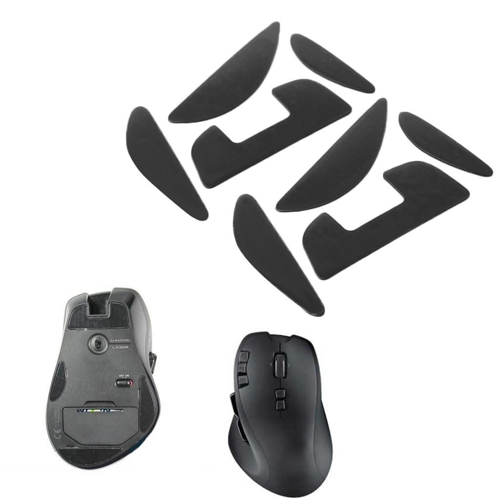 2 Sets Mouse Skatez / Mouse Feet Mice Pad for Logitech G700 G700S Laser  Mouse