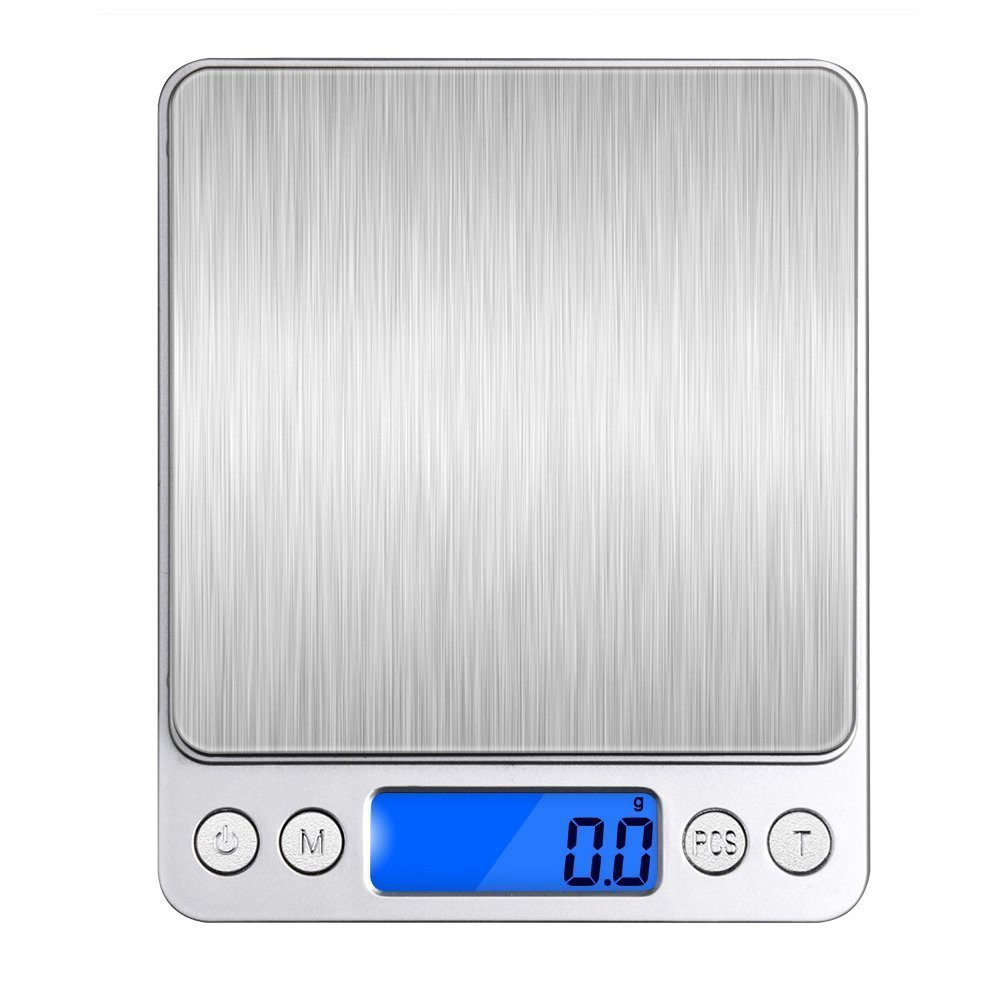 Multifunction Digital Pocket Scales LCD screen Jewelry Weight Electronic  Scales