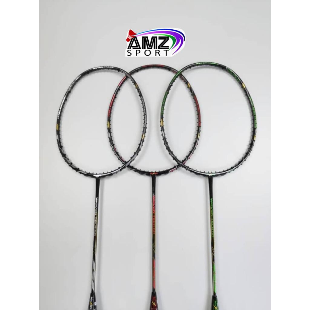 Maxbolt Woven Tech 60 Badminton Racket (Super Strength ...
