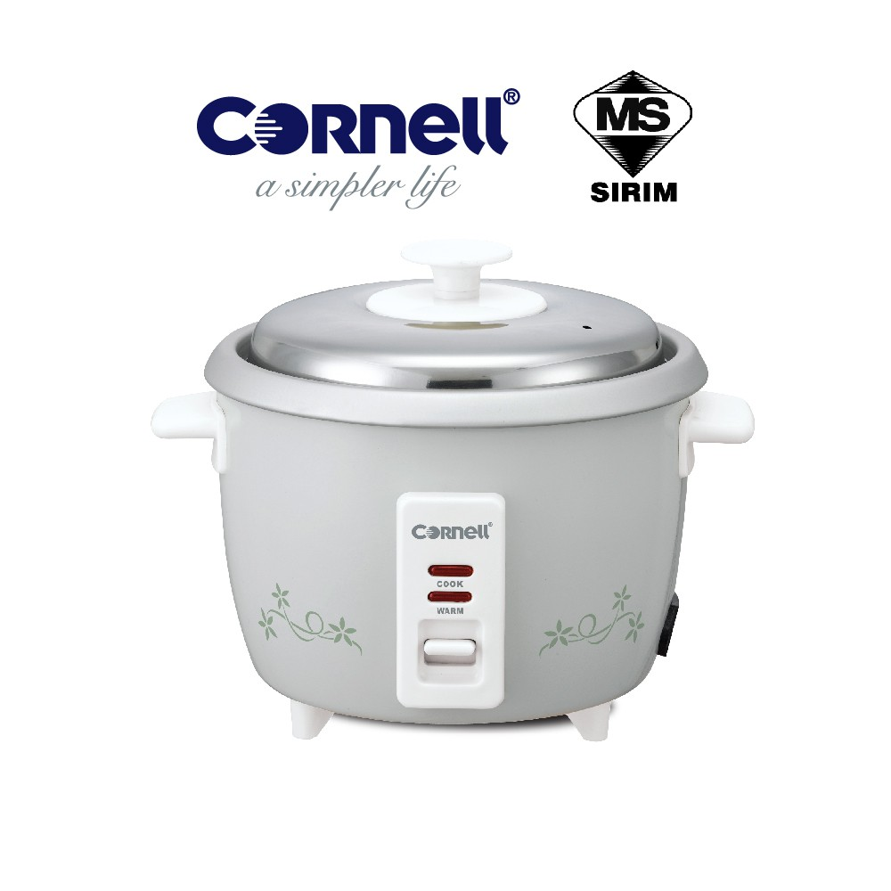 Cornell Conventional Rice Cooker (2.8L) CRC-CS128GY