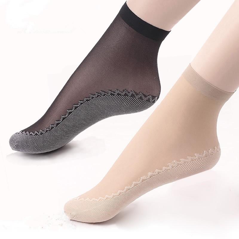 🌈Ka Fu🌈สต็อก ผู้หญิง ถุงเท้า ผ้าฝ้าย ดูดเหงื่อ คงทน ถุงเท้าข้