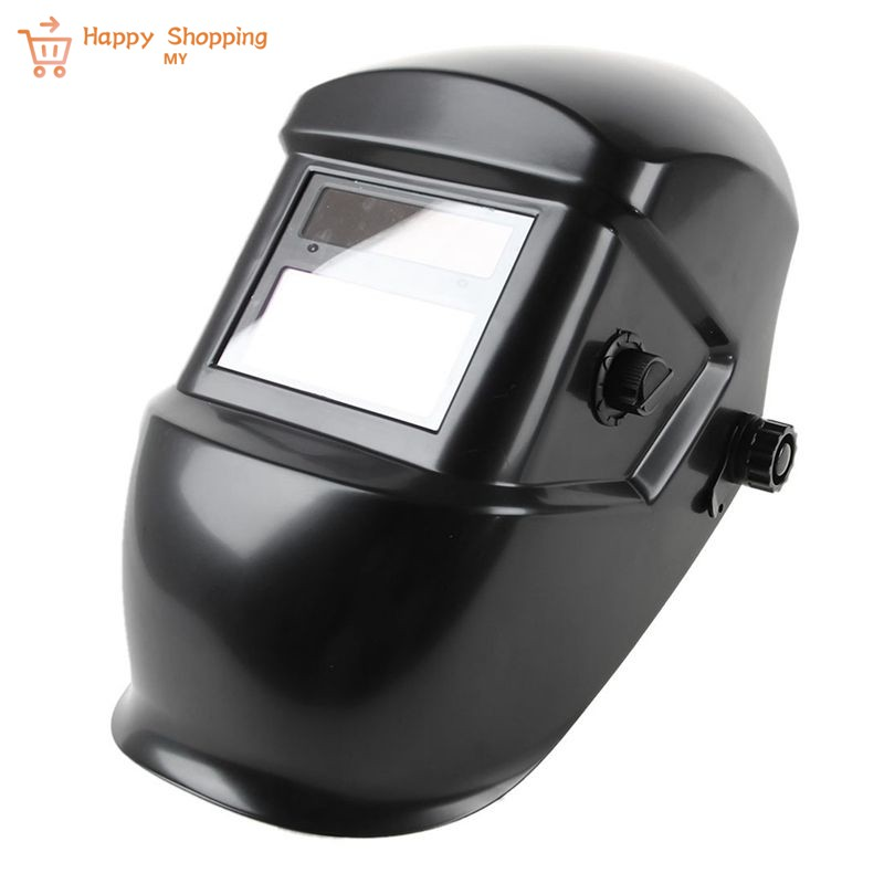 2018 New Pro Solar Welder Mask Auto-darkening Welding Helmet Pattern Fire Skull 100% Original Back To Search Resultshome