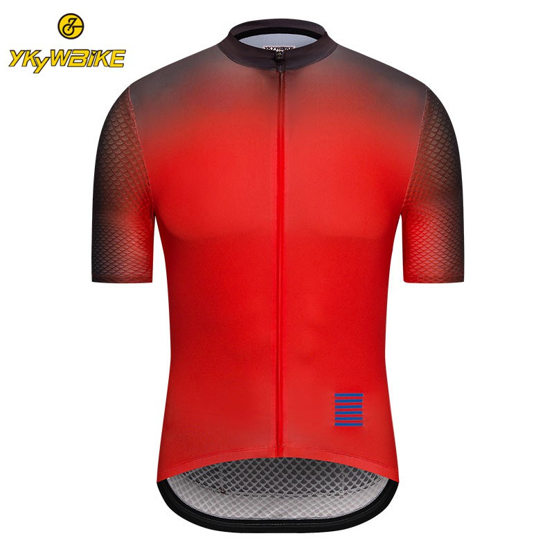 13c464e0b YKYWBIKE Top Quality Cycling jersey Race fit Italy fabric bicycle Short  sleeve