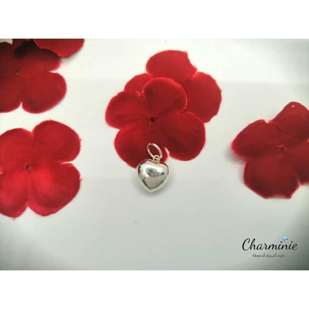 Pure Sliver 925 Love 003 Pendant-Charminie