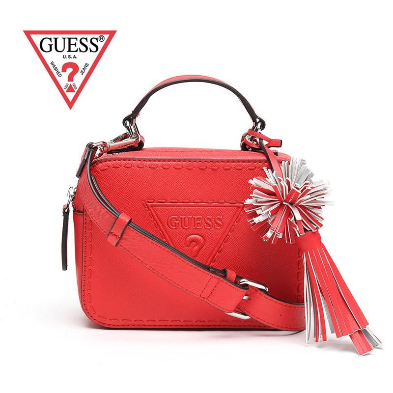1e2f3a01f697 AUTHENTIC GUESS Baldwin park crossbody bag