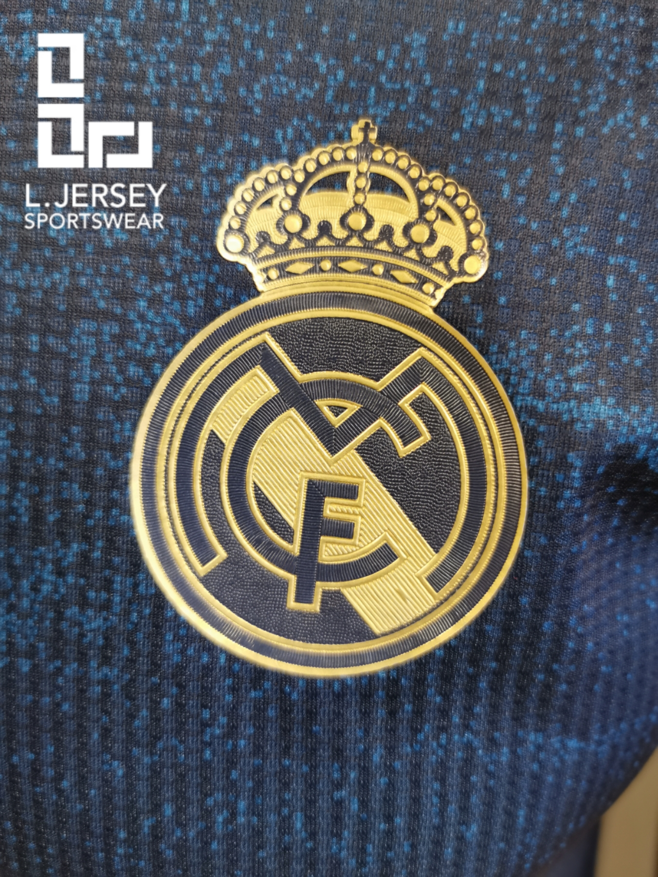 [Player Issue] Real Madrid Men Away Season 19/20 Jersey