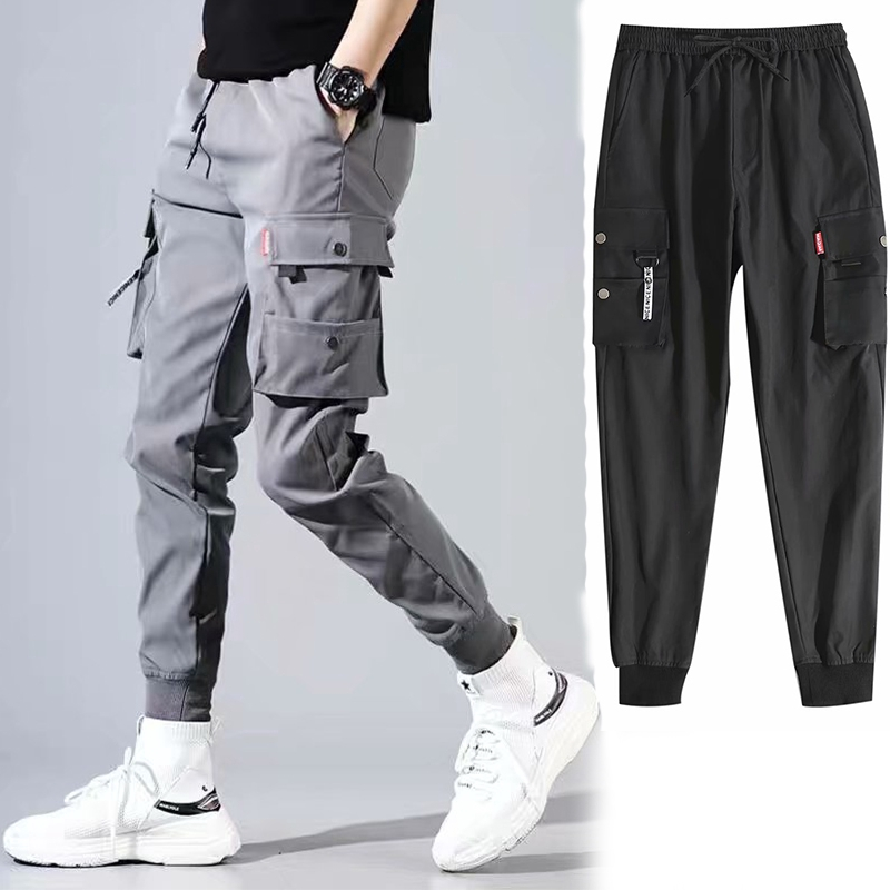 ?S 5XL? Men's Cargo Pant Casual Multi Pockets Casual Pants Long Trousers
