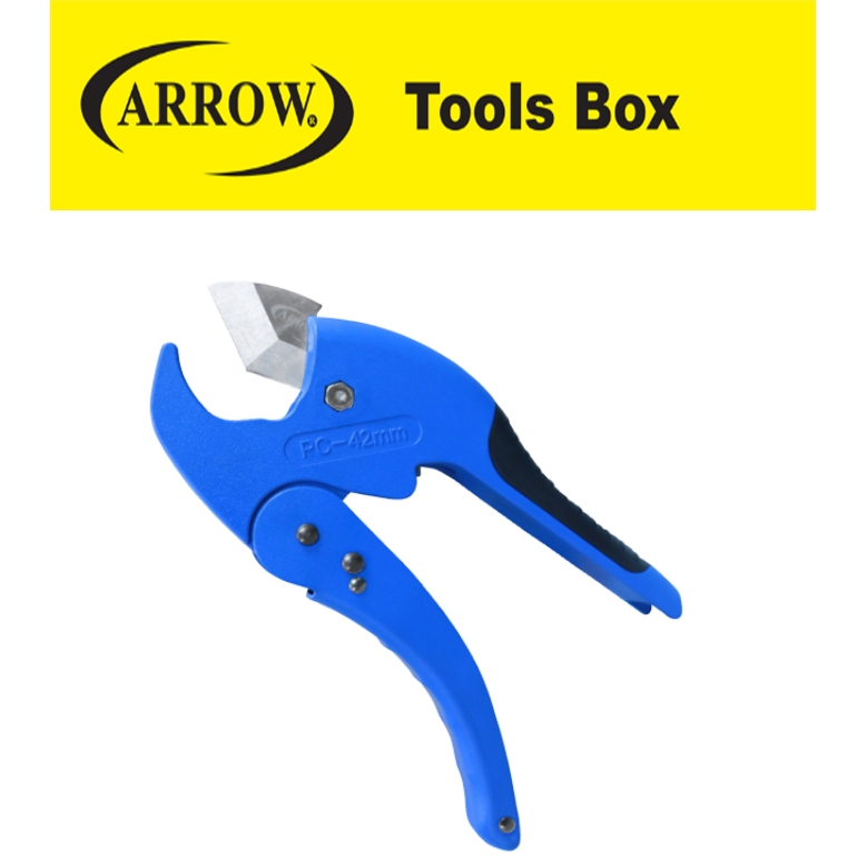 READY STOCK!!ARROW A24000 PVC PIPE CUTTER  EASY USE GOOQ QUALITY