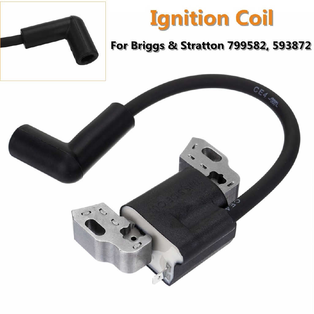 Metal Ignition Coil 798534 Replacemrent For Briggs With Stratton 799582,  593872