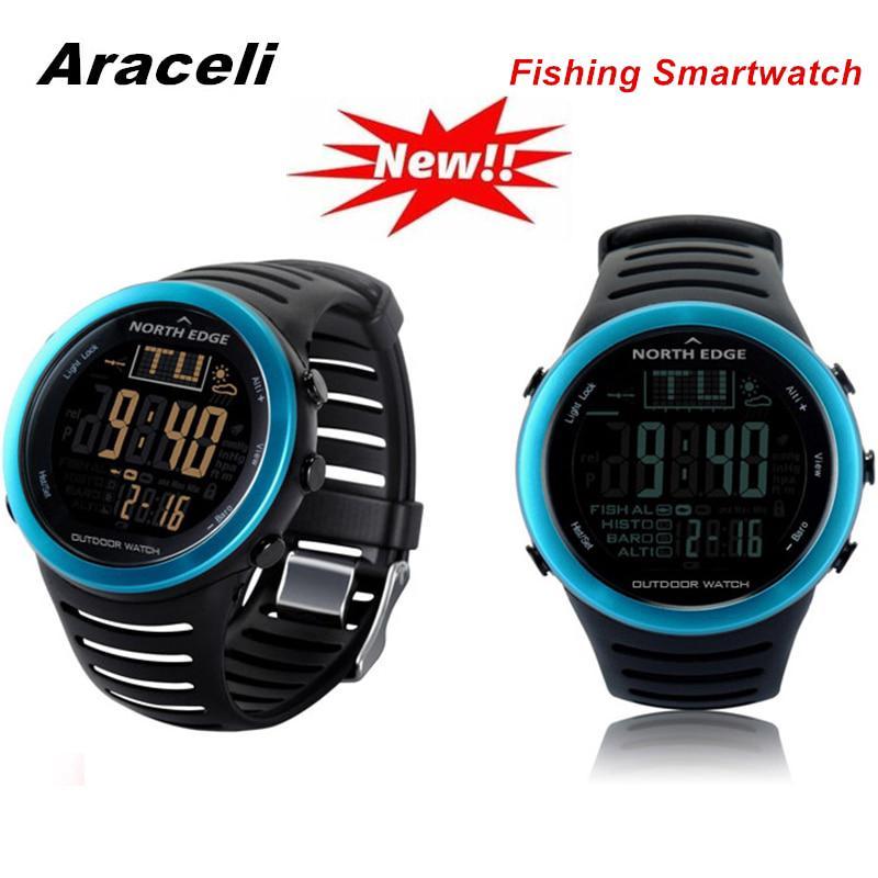 Fishing 720 Smart Watch Men Air Pressure Altimeter Temperature Outdoor  Sport Smartwatch Climbing Hiking 720 Smartwatch