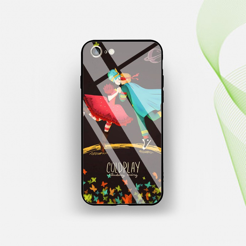 Coldplay Strawberry Swing iphone case