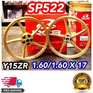 Sport rim RAPIDO 501 Y15ZR PNP 140/160 160/185 185/275