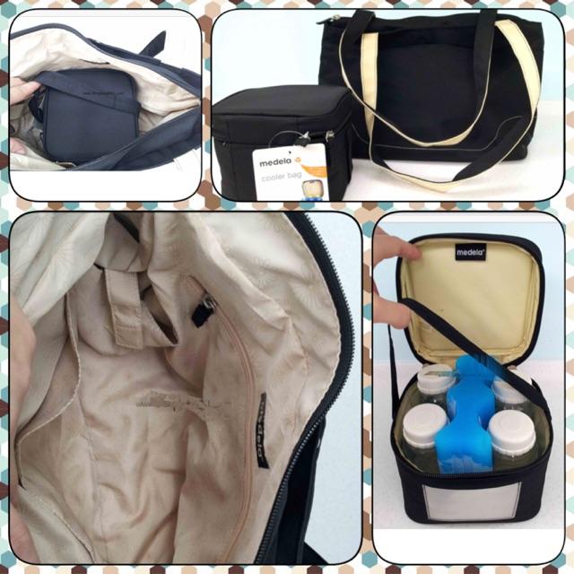 Medela Citystyle Breastpump Bag Warmer Bag Shopee Malaysia