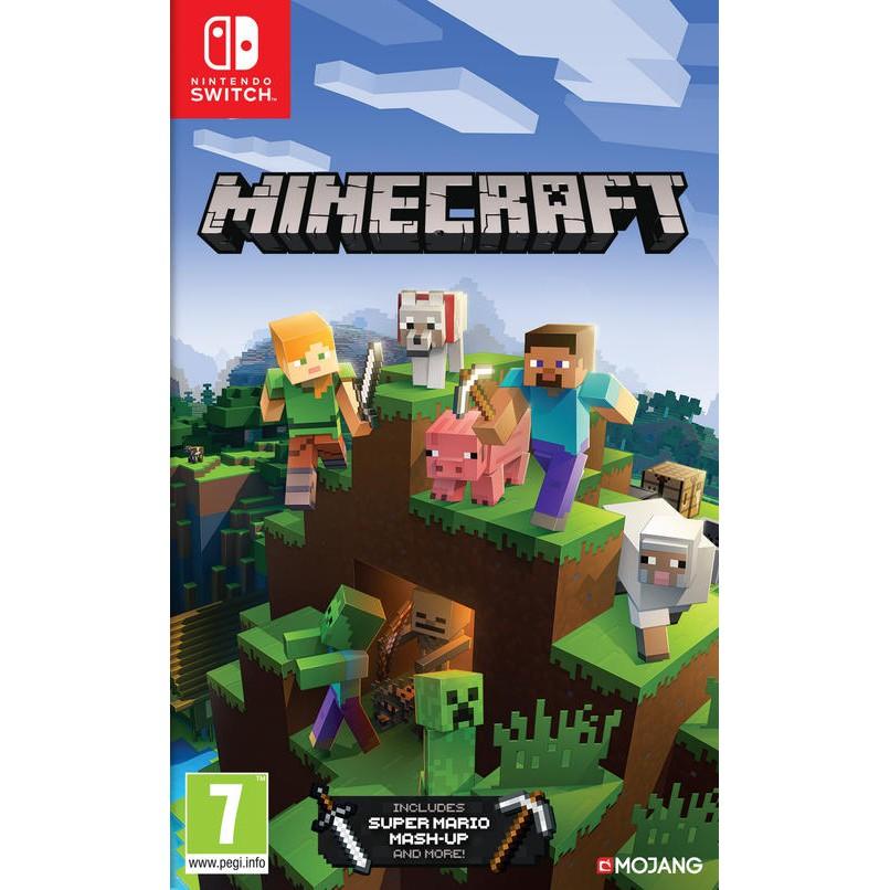 Nintendo Switch Minecraft(English)(New)