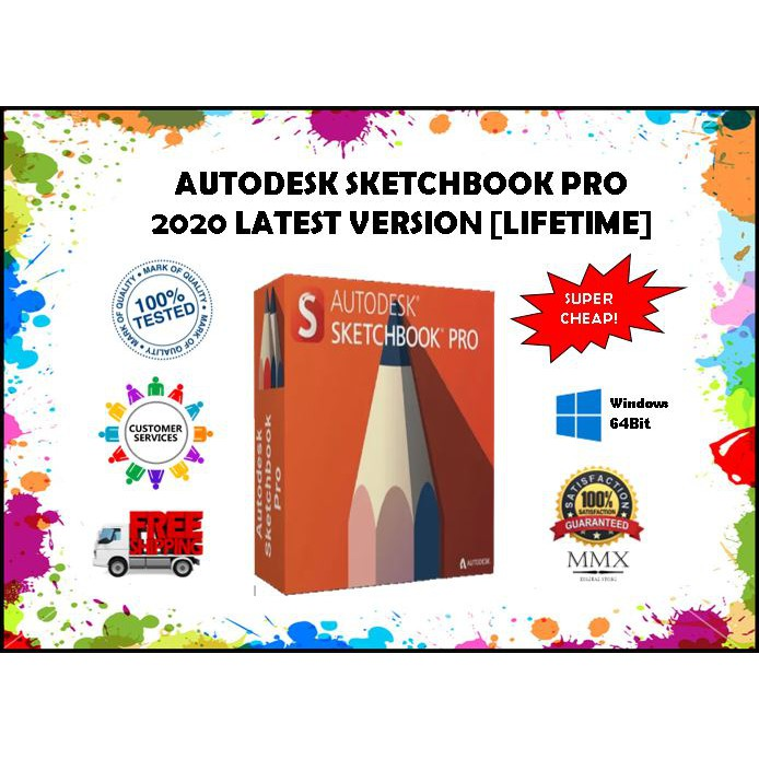 🔥 Autodesk AutoCAD SketchBook 2020 Full Version 🔥