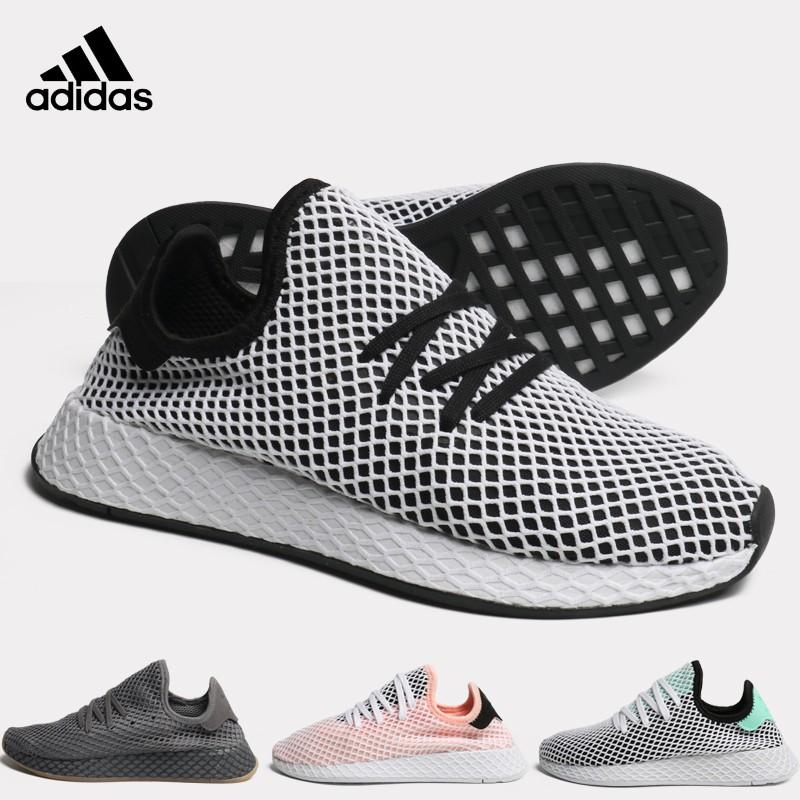 adidas CQ2629 38 Weiß Turnschuhe Runner Deerupt Originals