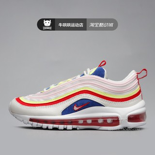 separation shoes ec416 66db4 wldm Original NIKE Air Max 97 Three primary colors Infrared ...