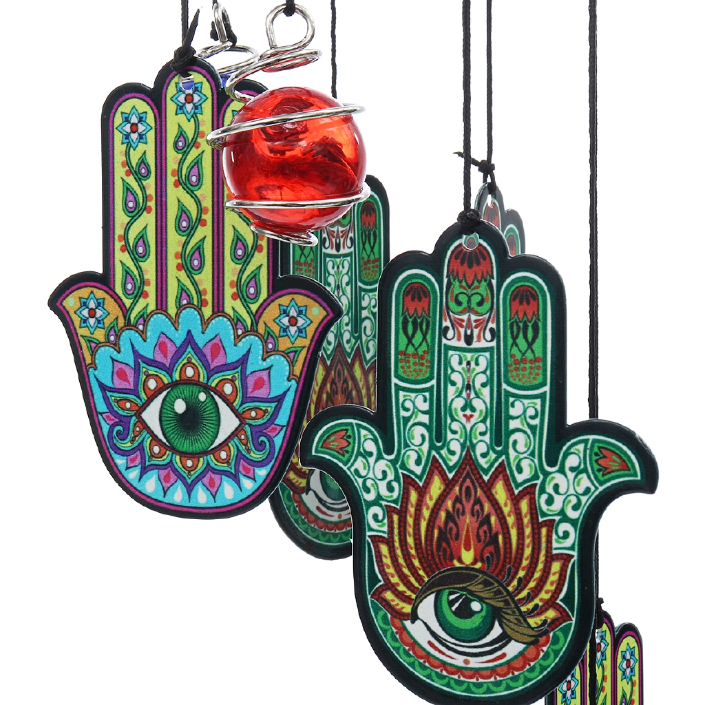 Crystal Wind Chime Ball Prism Hanging Home Garden Window Decor Craft Kid Gift