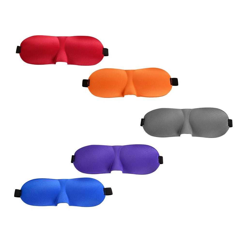 3D Eyeshade Sleeping Eye Mask Cover