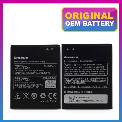 High Quality Lenovo BL210 Battery for S820 A705 A770 A656 A658 A766 S650 | Shopee Malaysia